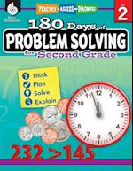 180 Days of Problem Solving for Second Grade (Grade 2) (180 Days of Practice)