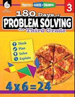 180 Days of Problem Solving for Third Grade (Grade 3) (180 Days of Practice)
