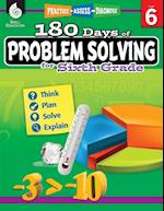 180 Days of Problem Solving for Sixth Grade (Grade 6) (180 Days of Practice)