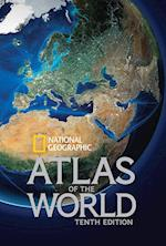 National Geographic Atlas of the World, Tenth Edition af National Geographic