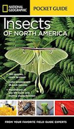 National Geographic Pocket Guide to Insects of North America af Arthur V. Evans
