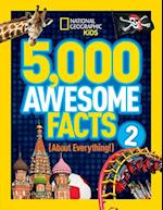 5,000 Awesome Facts (About Everything!) af National Geographic Kids