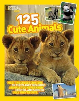 125 Cute Animals af National Geographic Society