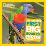 First Big Book of Birds (National Geographic Little Kids First Big Books)