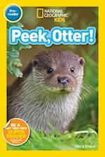 Peek, Otter (National Geographic Readers)
