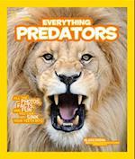 Everything Predators (National Geographic Kids: Everything)