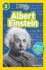 Albert Einstein (National Geographic Readers)
