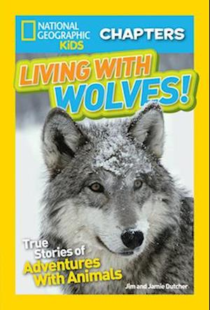 Bog, paperback Living with Wolves! af Jim Dutcher