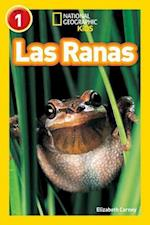 Las Ranas / Frogs (National Geographic Readers)