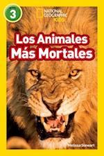 Los Animales Mas Mortales / Deadliest Animals (National Geographic Readers)