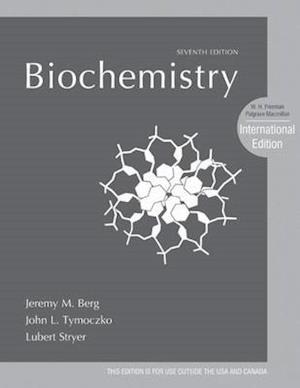 Bog, hardback Biochemistry af Jeremy M Berg, John L Tymoczko, Lubert Stryer