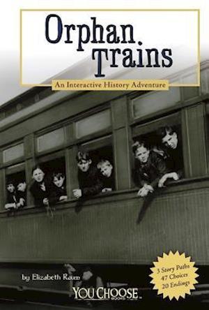 Orphan Trains af Elizabeth Raum