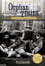 Orphan Trains af Elizabeth Raum, Muriel Anderson
