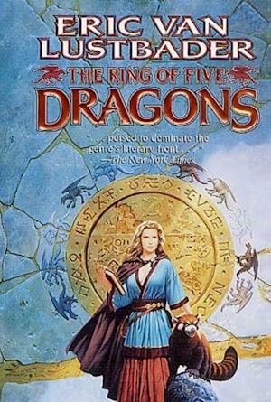 Ring of Five Dragons af Eric Van Lustbader