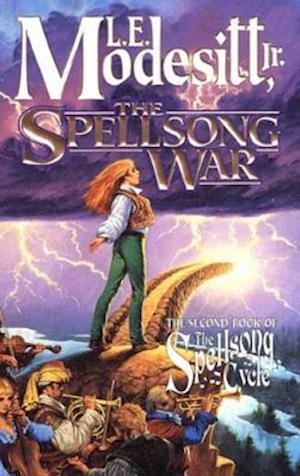 Spellsong War af Jr. L. E. Modesitt