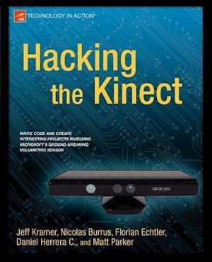 Hacking the Kinect af Daniel Herrera, Nicolas Burrus, Matt Parker