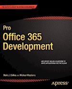 Pro Office 365 Development af Mark Collins, Michael Mayberry
