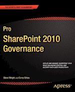 Pro SharePoint 2010 Governance af Steve Wright, Corey Erkes