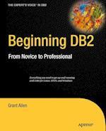 Beginning DB2 af Grant Allen
