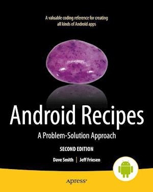 Android Recipes af Dave Smith
