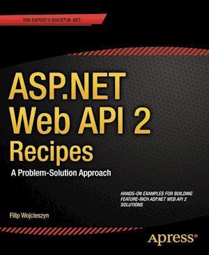 ASP.NET Web API Recipes af Peter Vogel