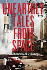 Unearthly Tales from Space af John Sparks
