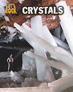 Crystals af Louise Spilsbury, Richard Spilsbury