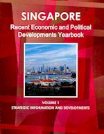 Singapore Recent Economic and Political Developments Yearbook af USA International Business Publications