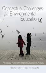 Conceptual Challenges for Environmental Education af Christopher Schlottmann