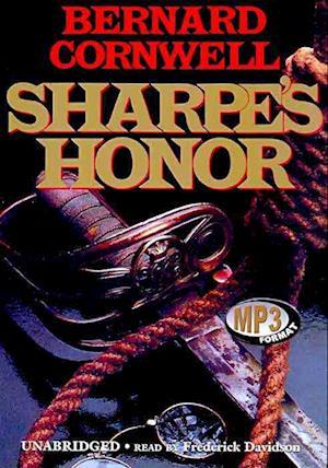 Lydbog, CD Sharpe's Honor af Bernard Cornwell