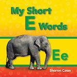 My Short E Words af Sharon Coan