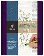The Holy Bible The Illustrator's Notetaking Bible