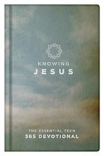 Knowing Jesus - Blue Cover