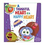 A Thankful Heart Is a Happy Heart (Veggie Tales)