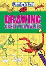 Drawing Creepy Crawlies af Rebecca Clunes