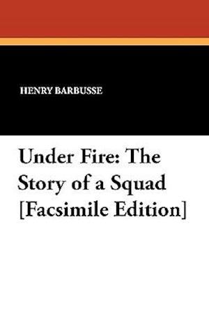 Under Fire af Henry Barbusse