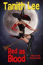 Red As Blood af Tanith Lee