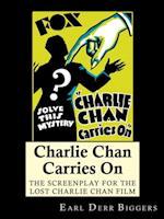 Charlie Chan Carries On af Earl Derr Biggers