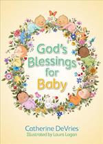 God's Blessings for Baby