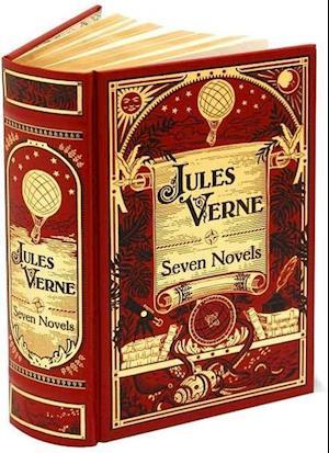 Jules Verne: Seven Novels af Jules Verne