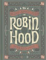 The Merry Adventures of Robin Hood af Howard Pyle