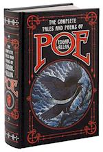 The Complete Tales and Poems of Edgar Allan Poe (Barnes Noble Leatherbound Classic Collection)