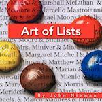 Art of Lists af John Nieman