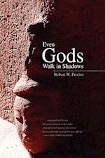 Even Gods Walk in Shadows af Robert W. Proctor