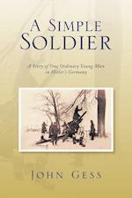 A Simple Soldier af John Gess