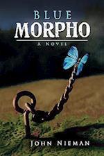 Blue Morpho af John Nieman