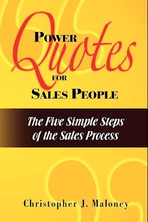 Power Quotes for Sales People af Christopher J. Maloney
