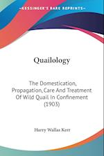 Quailology af Harry Wallas Kerr