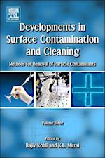 Developments in Surface Contamination and Cleaning af Rajiv Kohli