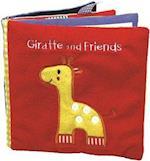 Giraffe and Friends af Sarah Ward
